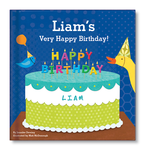 """I See Me """"My Very Happy Birthday!"""" Personalized Children's ..."""
