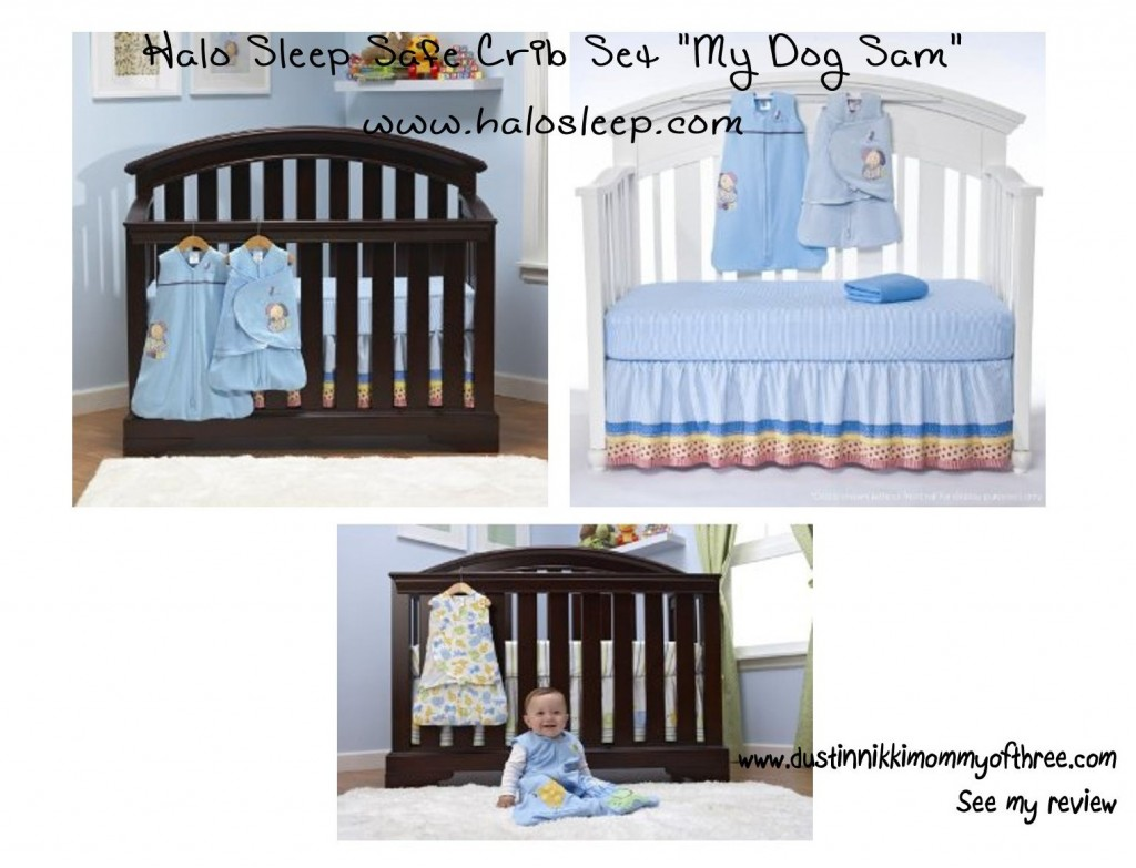 Ideal The crib skirt is so adorable It has contrasting colors and patterns in different shades of blue red and yellow and is one of the most adorable crib