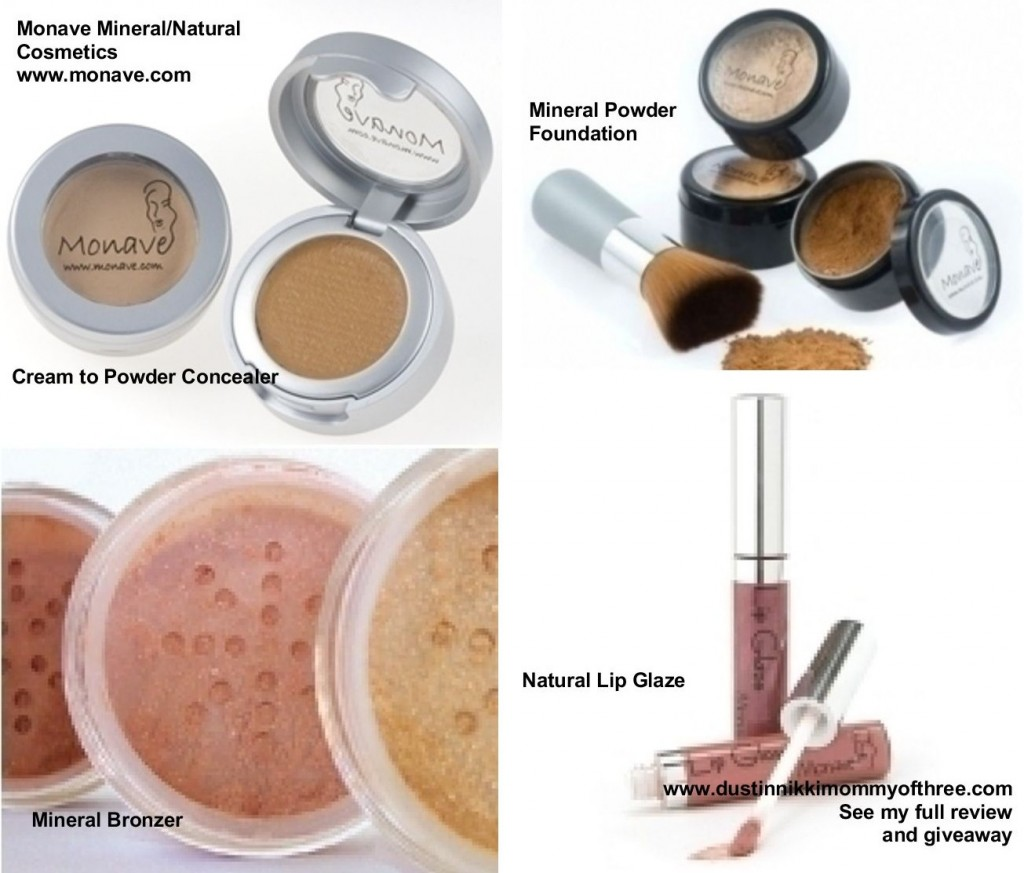 @Monave Mineral/Natural Cosmetics #Review and Rafflecopter ...