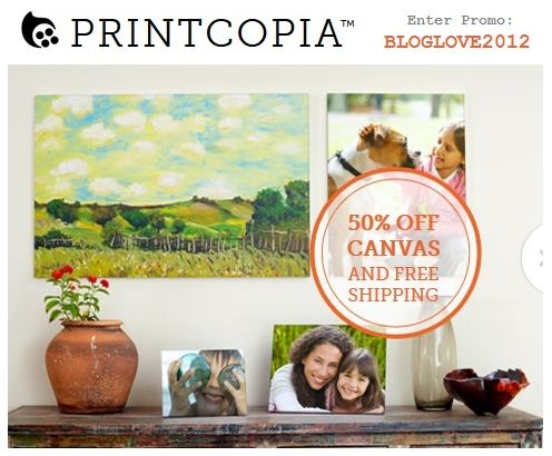 printcopia 50 off free shipping off photo to canvas prints