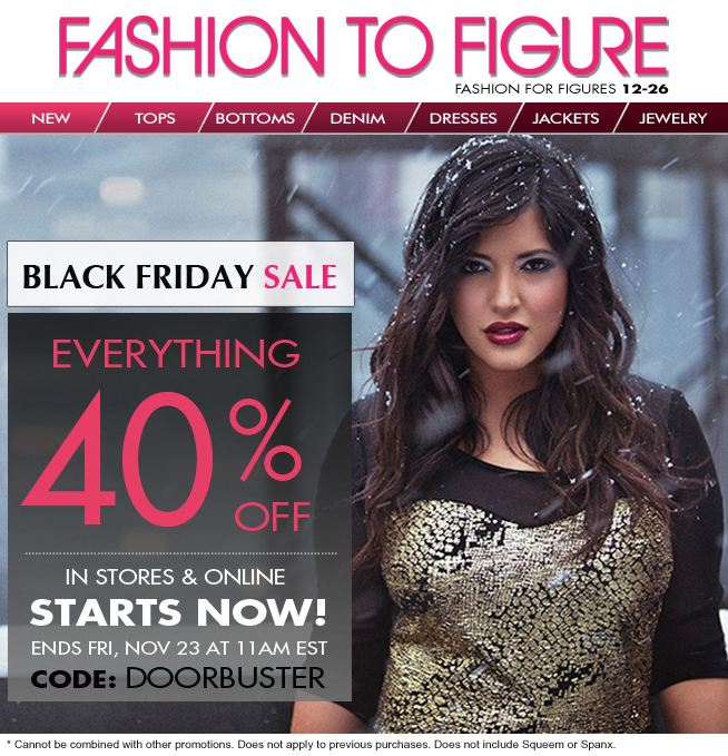 Fashion to Figure has a great selection of clothing for women sizes 12