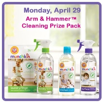 arm-and-hammer-cleaning-prize-pack