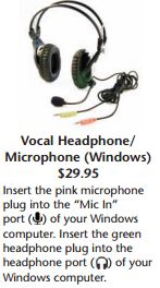 vocalheadphonemic