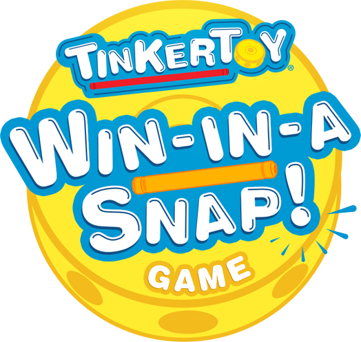 TINKERTOY WIn in A Snap logo