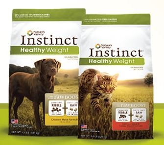 Instinct By Nature Cat Food Sample
