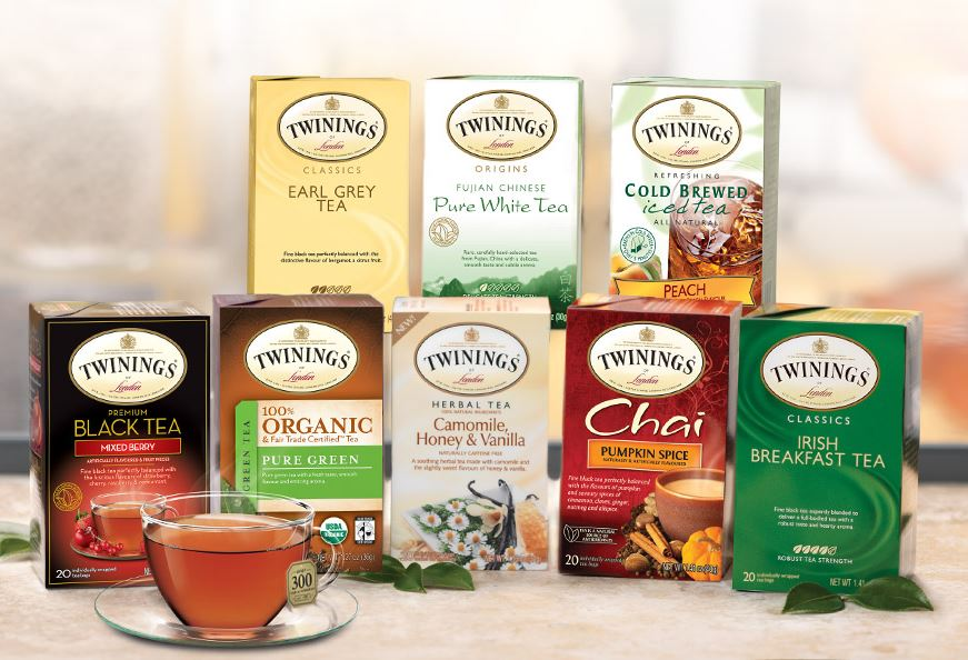 twiningsteasamples