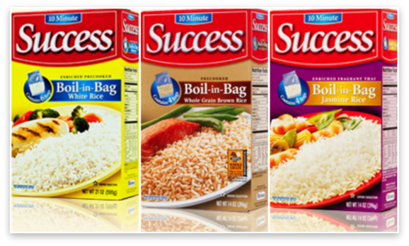 Success-Rice