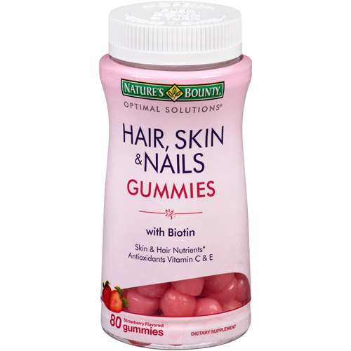 Vitamin for hair and nail