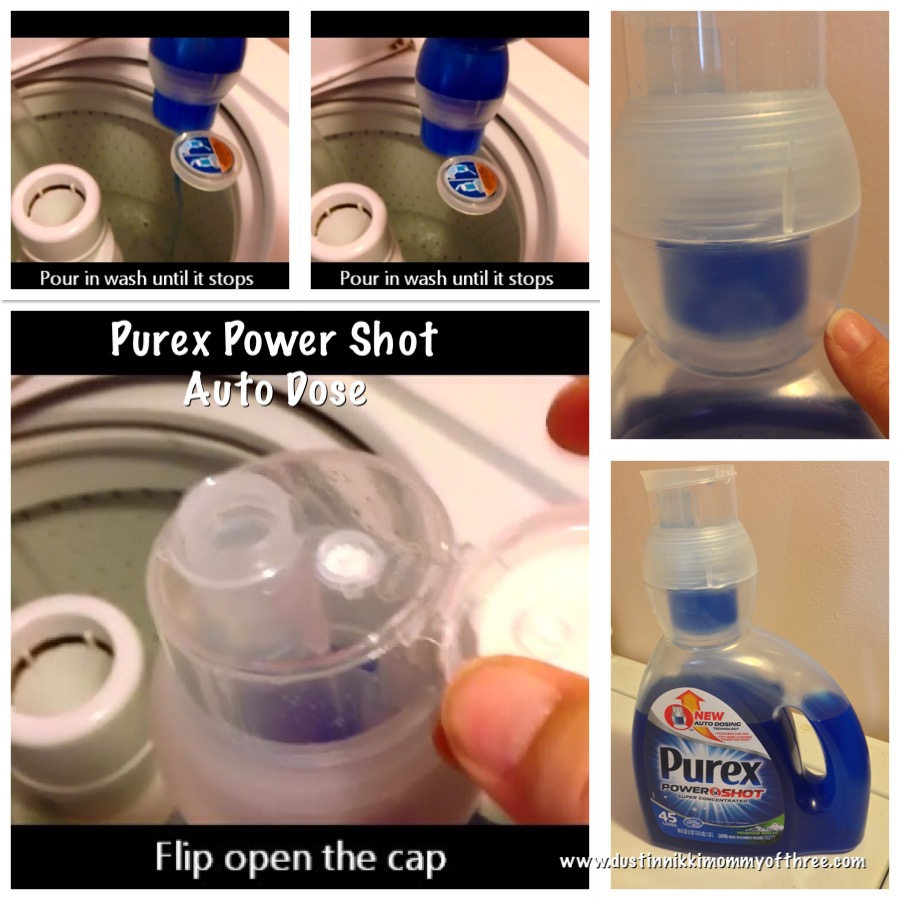 purex power shot 2