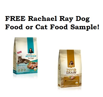 freerachaelraypetfoodsample