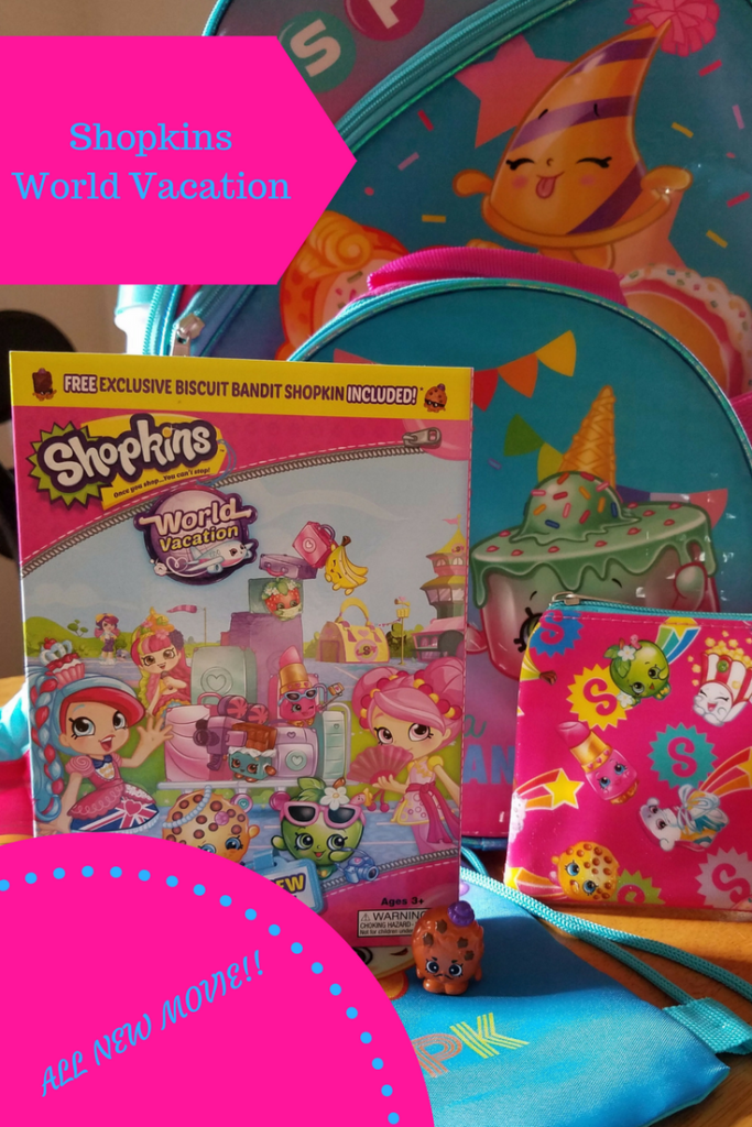 However I Received Free Product Mentioned In This Post From Shopkins UNIVERSAL PICTURES HOME ENTERTAINMENT Exchange For My Honest Review