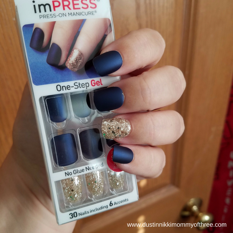Impress Nails Press On Manicure Matte Designs Review Sponsored