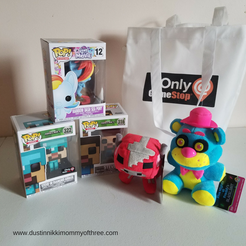Gamestop Fill A Bag Deal And 20 Off Toys Offer Dustinnikki Mommy