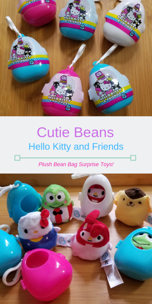 CUTIE BEANS HELLO KITTY /& FRIENDS SERIES 1 SINGLE POMPOMPURIN COMMON