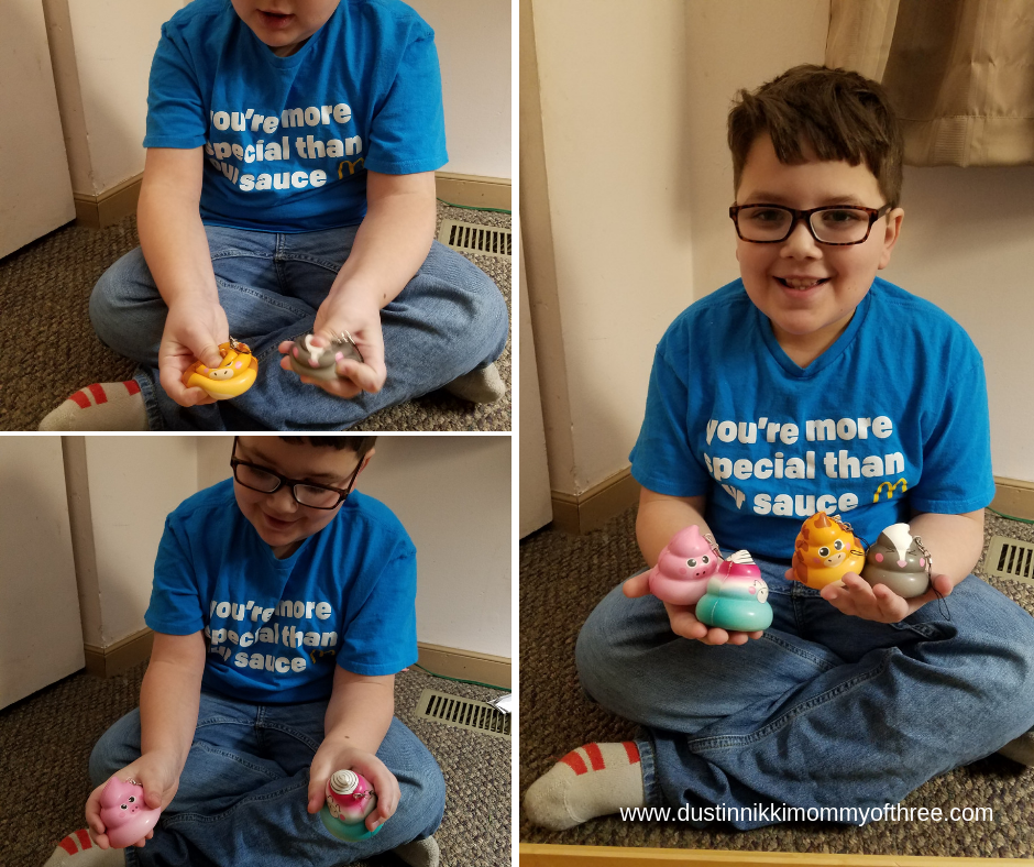 Squish Ums Poo Pets Slow Rise Foam Toys Review