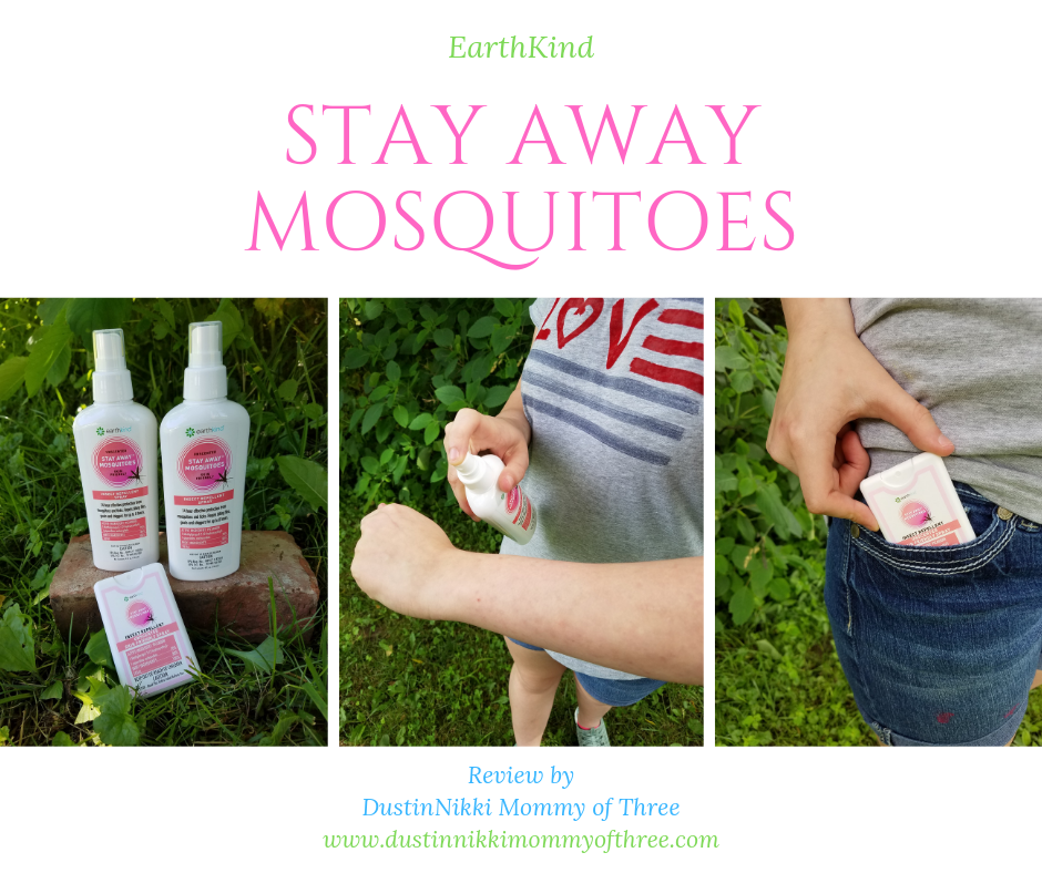 EarthKind Stay Away Mosquitoes