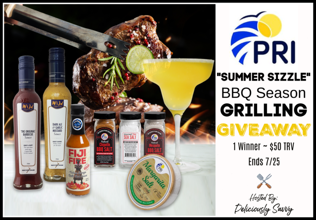 BBQ Season Grilling Products