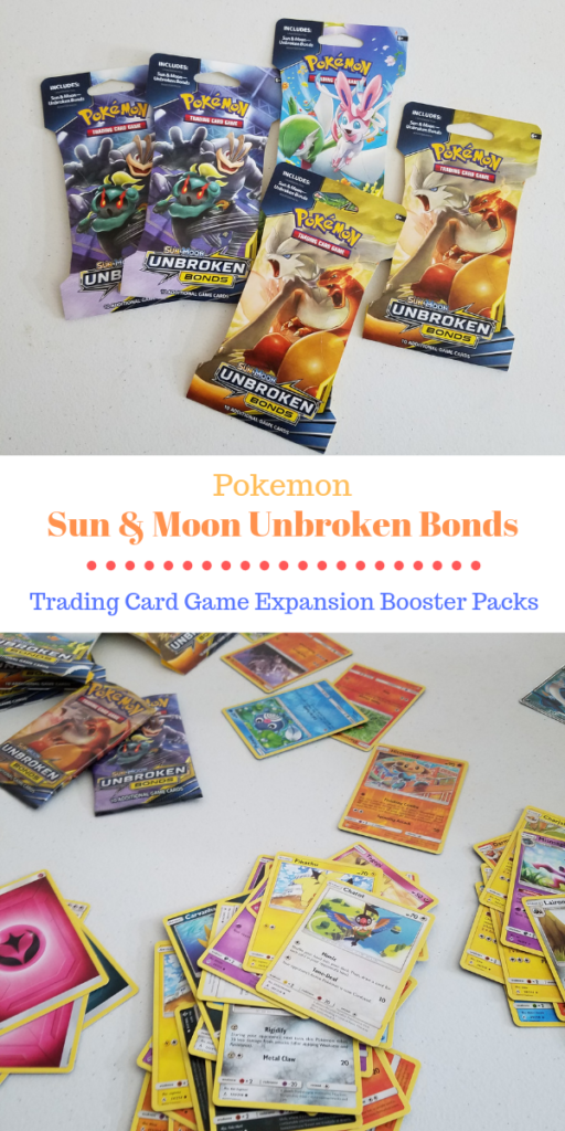 Pokemon Unbroken Bonds Booster Packs