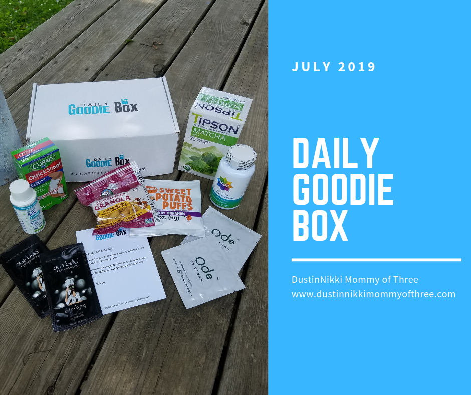 Daily Goodie Box (July)