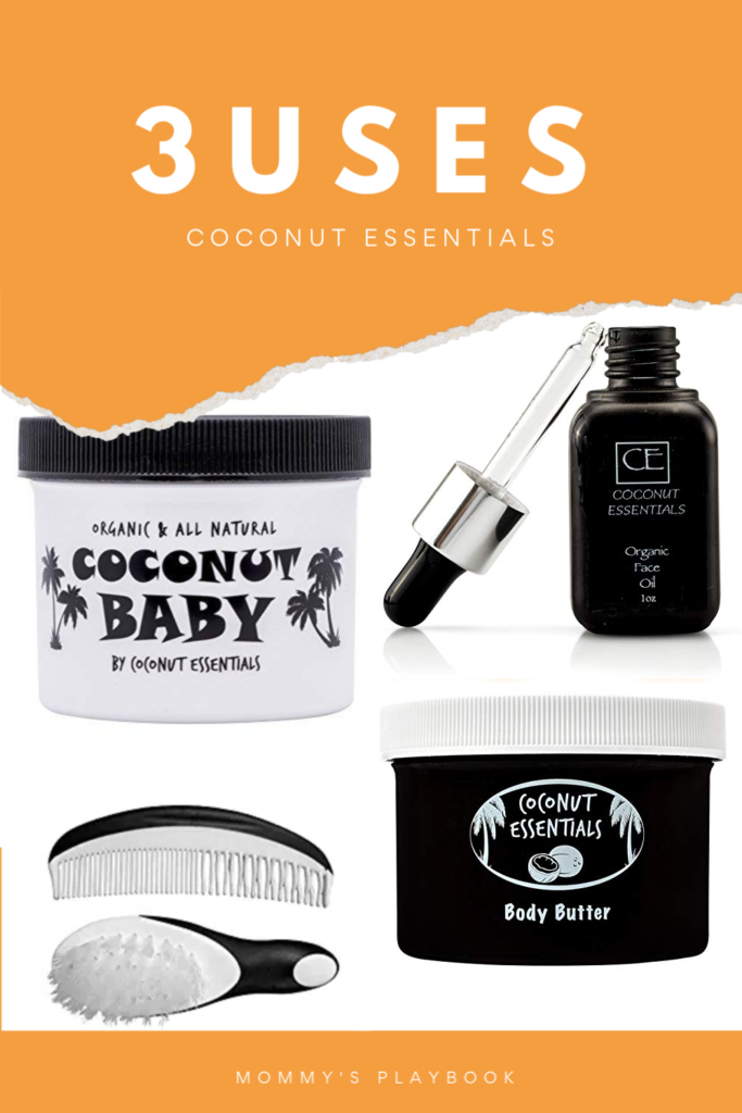 Coconut Essentials Products