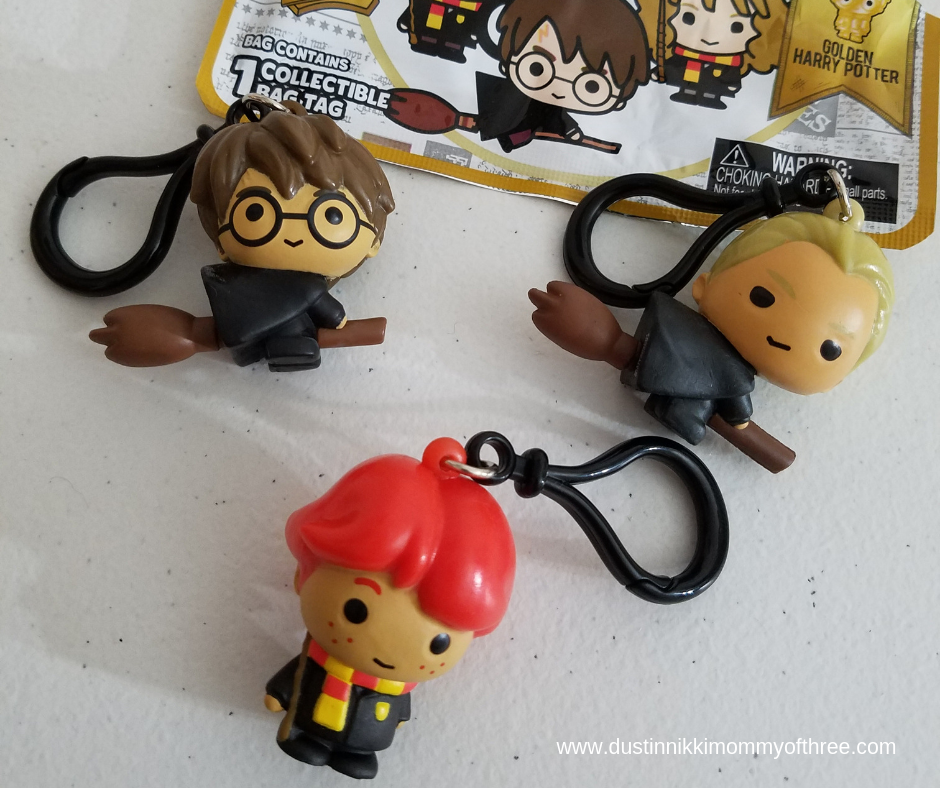 Harry Potter Bag Tags