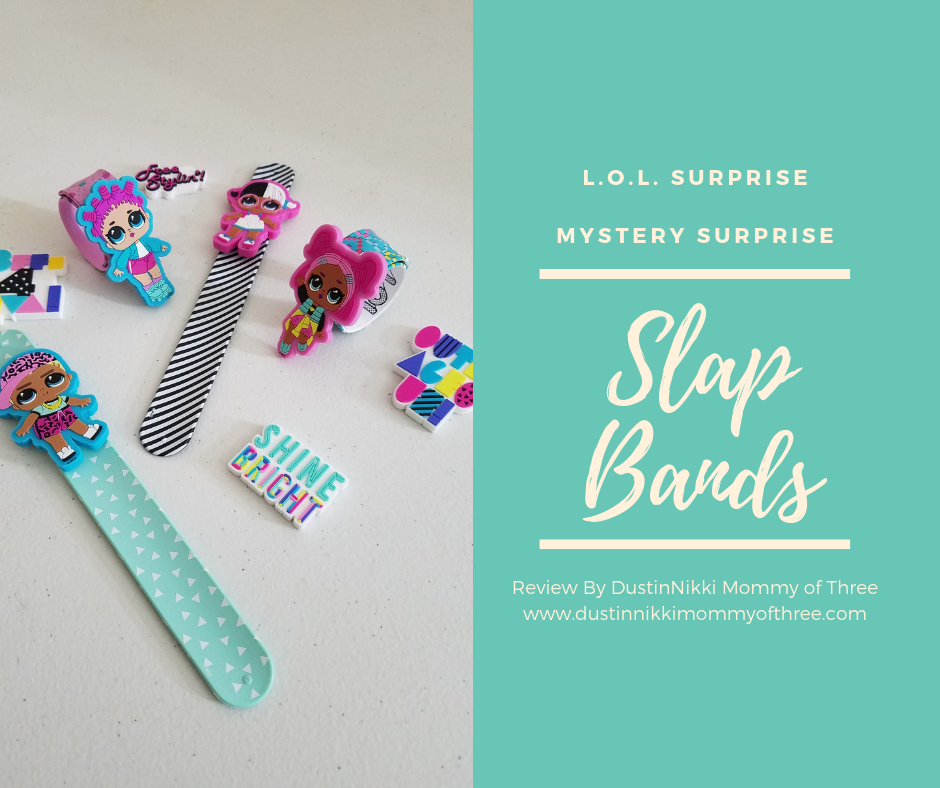 LOL Surprise Slap Bands
