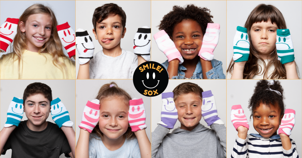 SMILE! SOX Socks