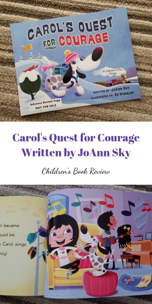 Carol's Quest for Courage