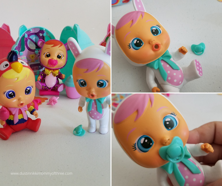 CryBabies Magic Tears Dolls