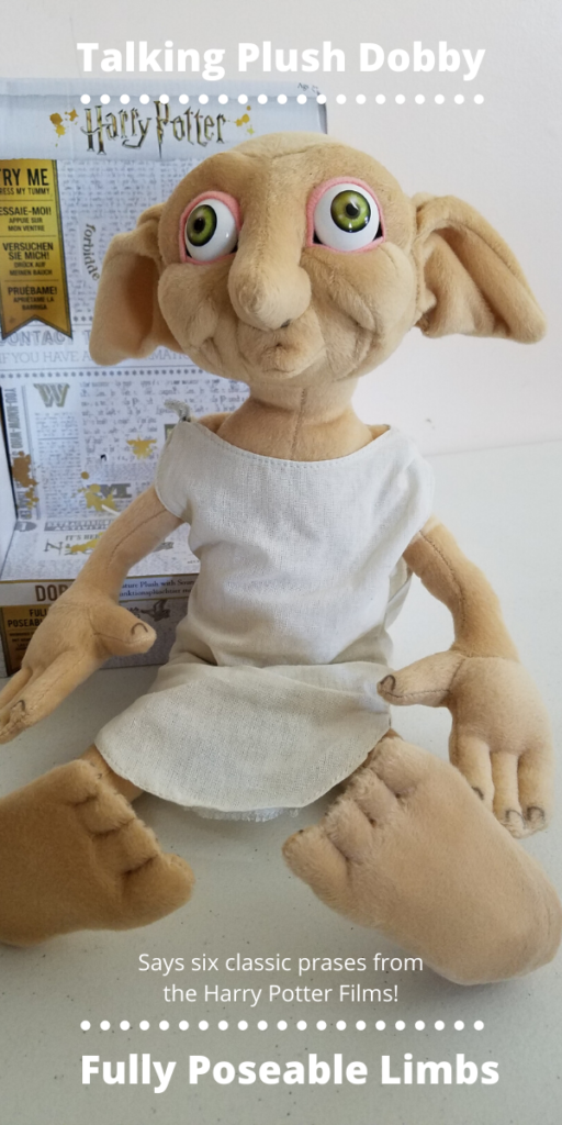 Dobby Talking Plush
