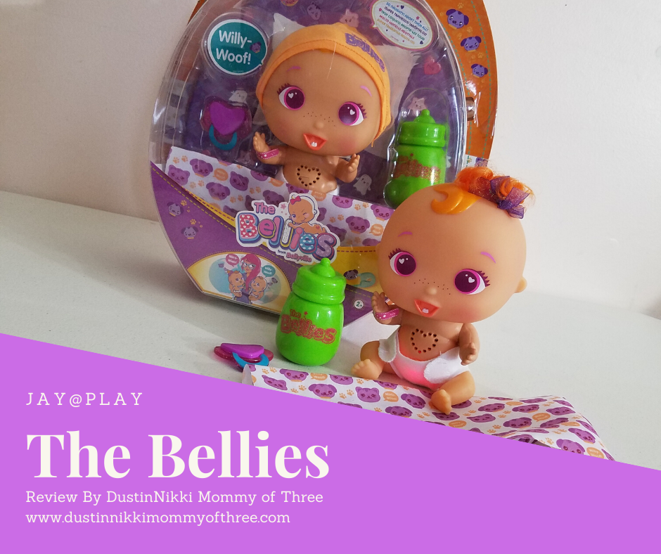 The Bellies Baby Dolls