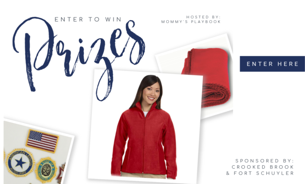 Crooked Brook fleece jacket and blanket giveaway
