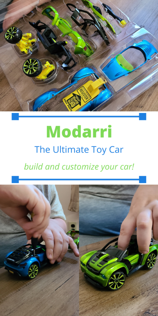 Modarri Ultimate Toy Car