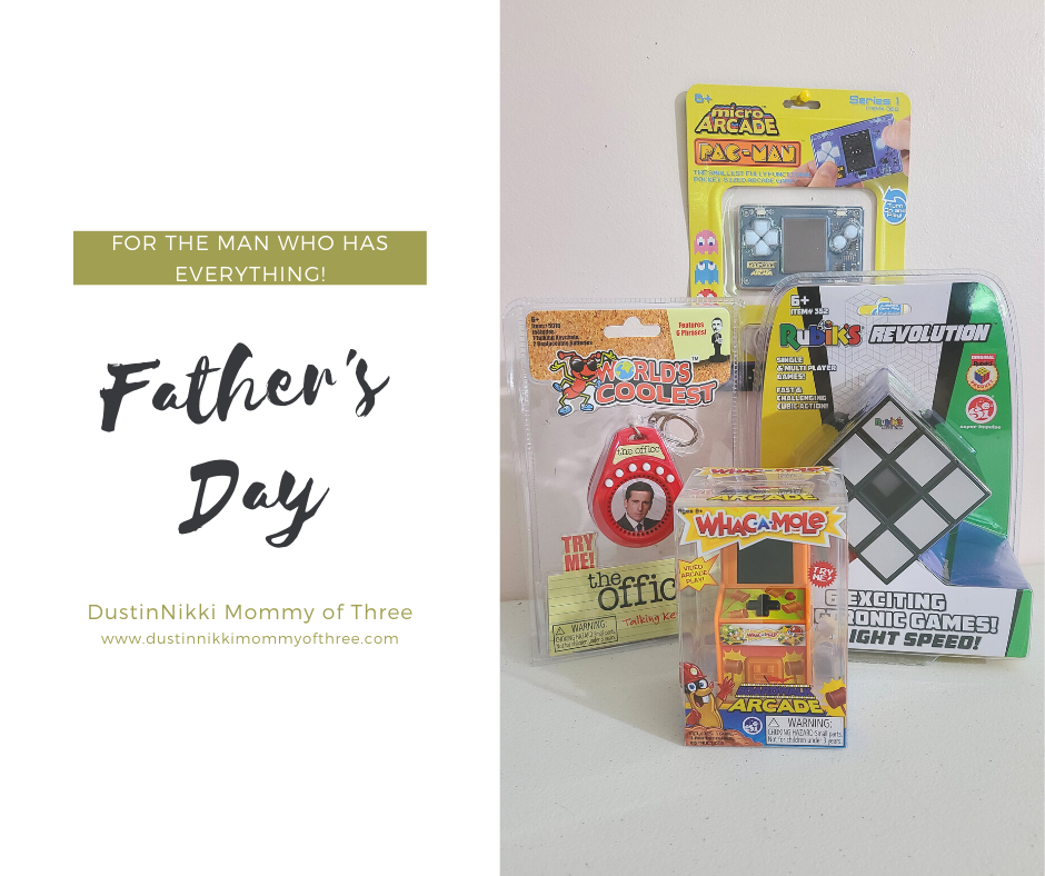 For The Man Who Has Everything Father's Day Gift Guide