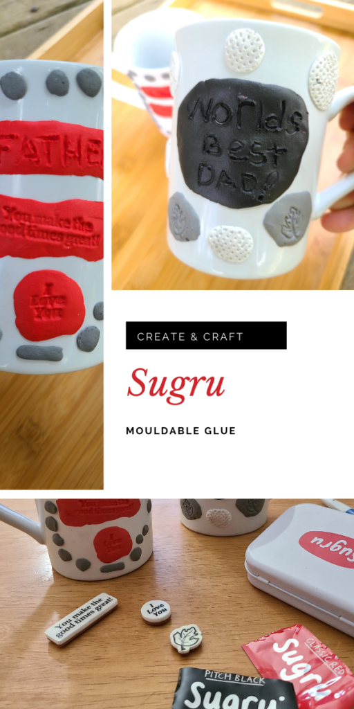 Crafting with Sugru Mouldable