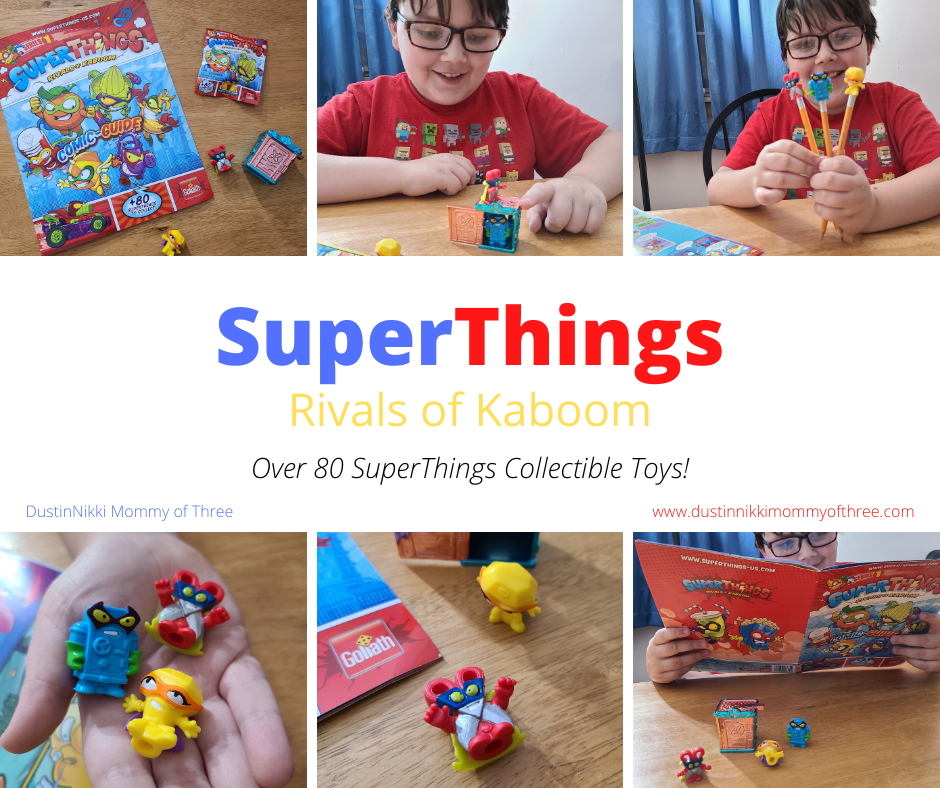 SuperThings Collectible Toys