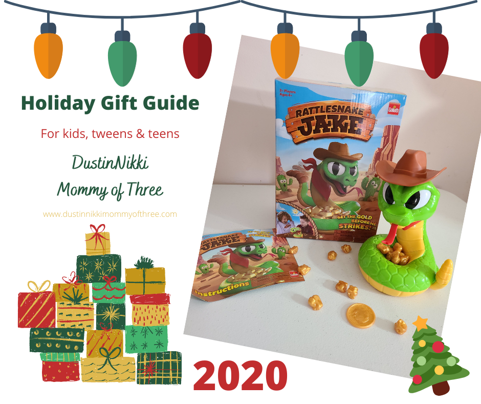 Holiday Gift Guide 2020