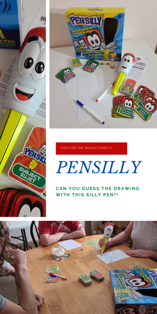 PENSILLY Drawing Guessing Game