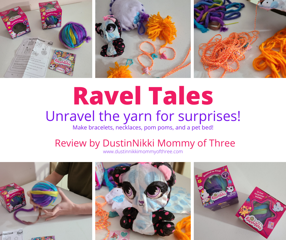 Ravel Tales Surprise Sewing