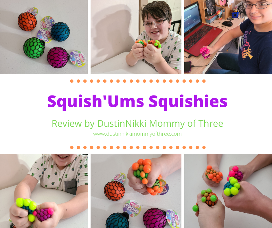 Squish'Ums Squishies Squishy Toys
