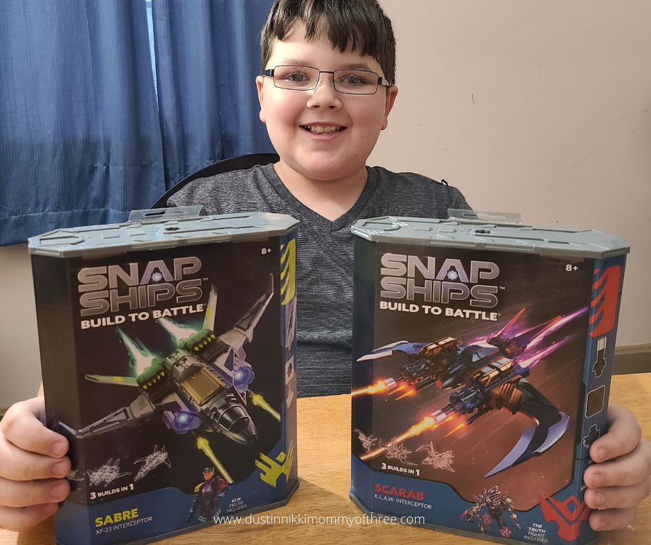 Snap Ships Building Toys